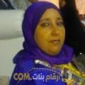 أنا فدوى من المغرب 50 سنة مطلق(ة) و أبحث عن رجال ل المتعة