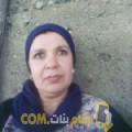 أنا خلود من ليبيا 42 سنة مطلق(ة) و أبحث عن رجال ل الزواج