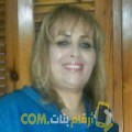 أنا رشيدة من لبنان 57 سنة مطلق(ة) و أبحث عن رجال ل الصداقة