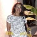 أنا نجمة من الأردن 57 سنة مطلق(ة) و أبحث عن رجال ل الزواج