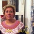أنا لانة من الجزائر 58 سنة مطلق(ة) و أبحث عن رجال ل المتعة