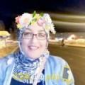 أنا منار من المغرب 48 سنة مطلق(ة) و أبحث عن رجال ل التعارف